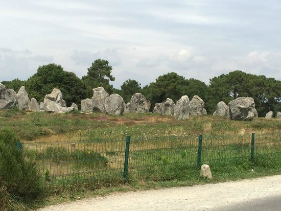 Megaliths of Carnac  | 2