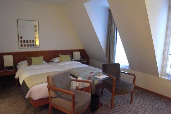 K+K Hotel Cayre: room at 7th floor