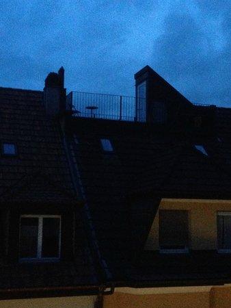Hotel Rothaus: view