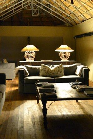 Elephant's Eye, Hwange: The Beautiful Lounge