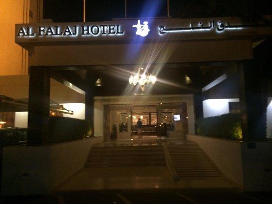Al Falaj Hotel : Hotel