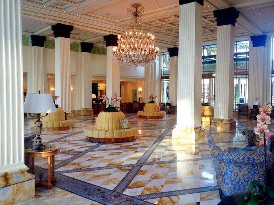 Palazzo Versace : Lobby/reception
