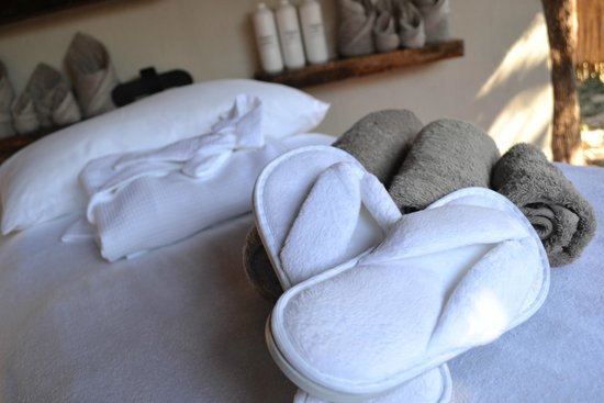 Elephant's Eye, Hwange: Jwapi Spa