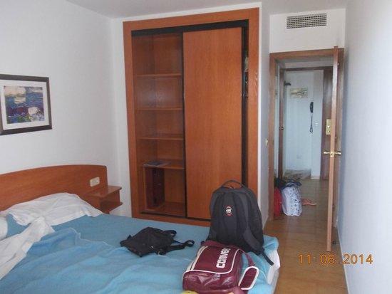 Aparthotel Costa Encantada: Спальня