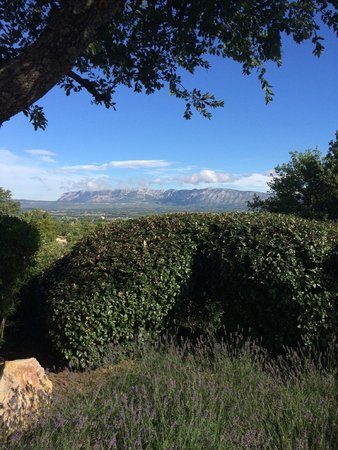 Errances Provençales : Morning view