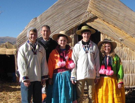Machu Travel Peru Day Tours: Uros Islands, Lake Titicaca
