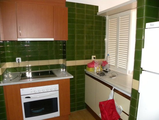 Aparthotel Costa Encantada : Кухня