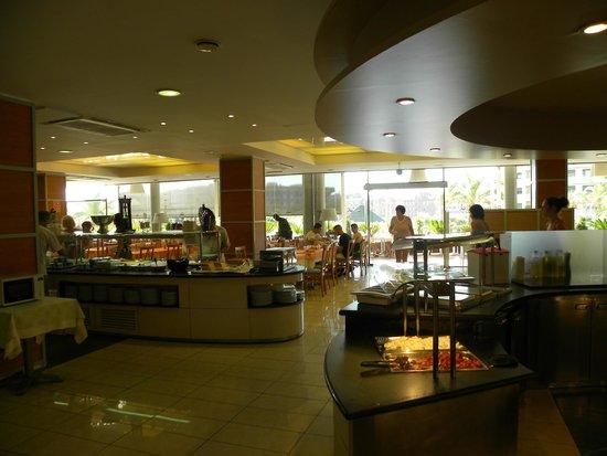 Aparthotel Costa Encantada : Ресторан
