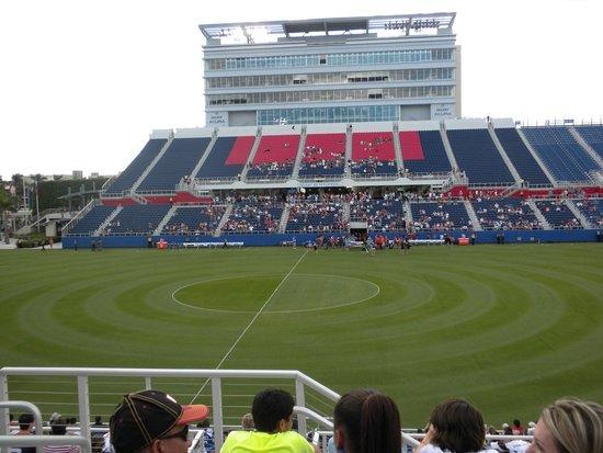 FAU Stadium: Stadium