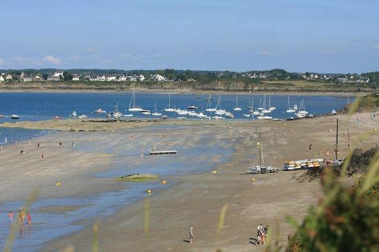 St Jacut Beaches : La plage prés de la pointe du Chevet
