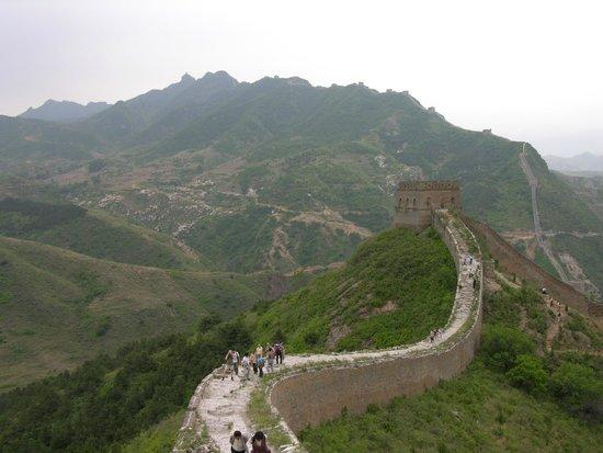 Gran Muralla China en Mutianyu: Muraille de Chine 1