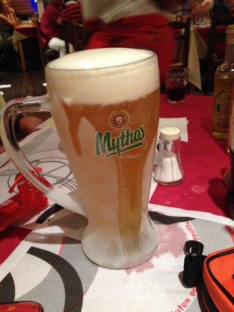 Makis Restaurant: Mythos