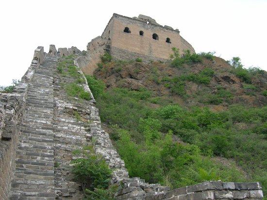 Gran Muralla China en Mutianyu: Muraille de Chine 2