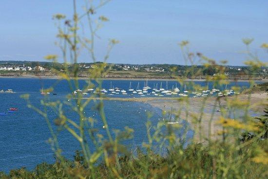 St Jacut Beaches : Le port