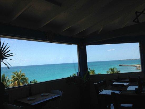 The Rainbow Inn Seafood & Steak House : View grow our table
