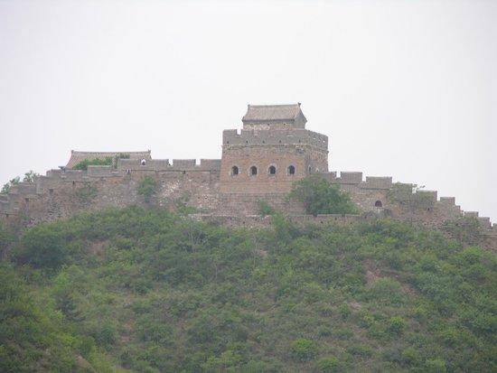 Gran Muralla China en Mutianyu: Muraille de Chine 4