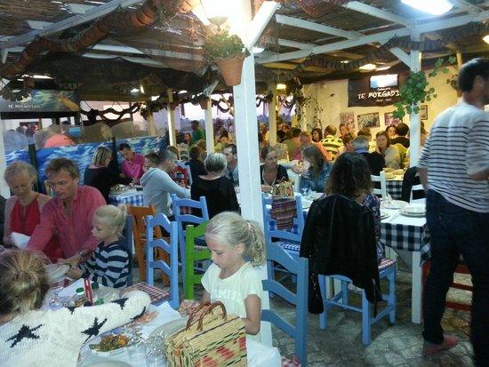 Ze Morgadinho: La terrasse