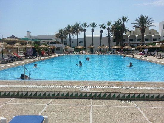 Club Marmara Hammamet Beach : Piscine principale
