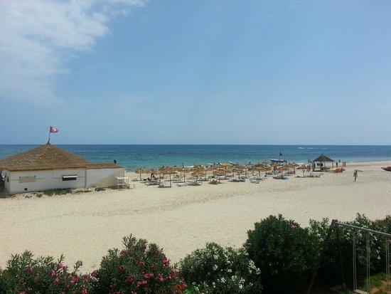 Club Marmara Hammamet Beach : Plage