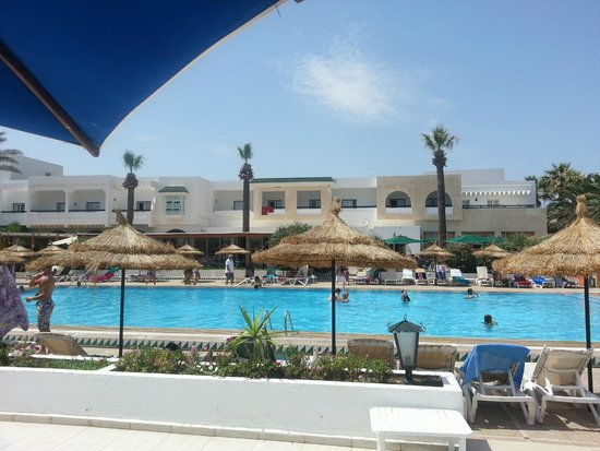 Club Marmara Hammamet Beach : Piscine animation