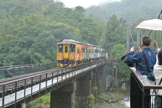Ping Hsi Branch Railway Line : 平渓線