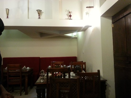 Ahmedia Heritage Guest House : Dining Area