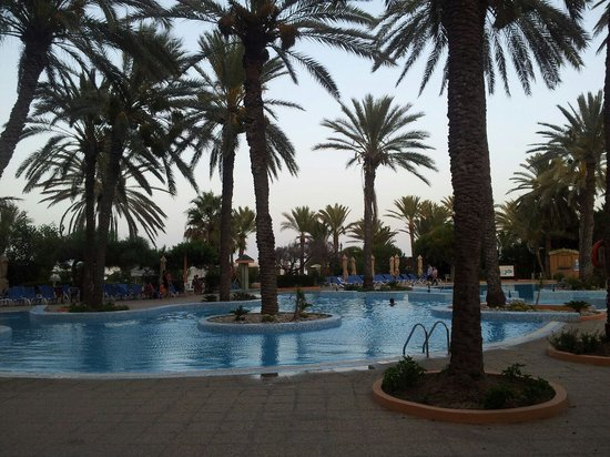 Hotel Vendome El Ksar Resort & Thalasso : Pool