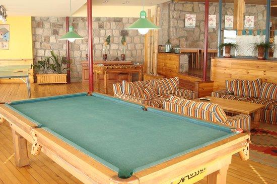 Colorado Apart Hotel: Game Room
