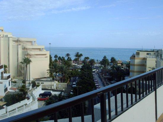 Las Gondolas Apartments : view from balcony