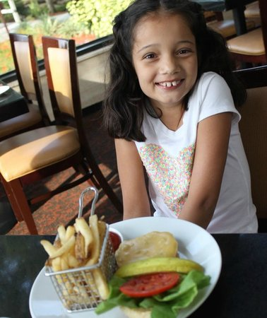Cascade American Bistro: One of the greatest kids menu's I've seen