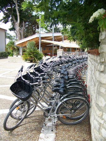 Sainte Marie de Re, Frankreich: Location de vélos