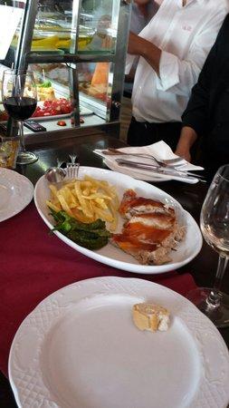 Restaurante Casa Ortega: cochinillo asado