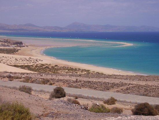 Occidental Jandia Playa: Spiaggia di Sotavento