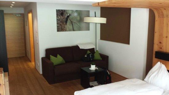 Hotel Monika: Our Pinus room