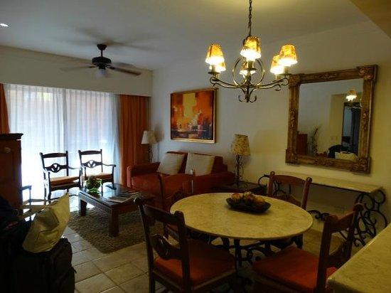 Playa Grande Resort: Living Room