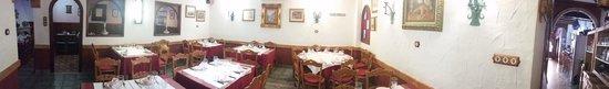 Luque, Španělsko: Salon comedor
