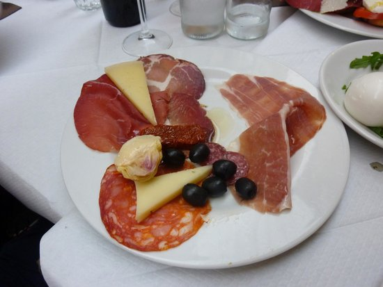 Da Francesco: antipasti
