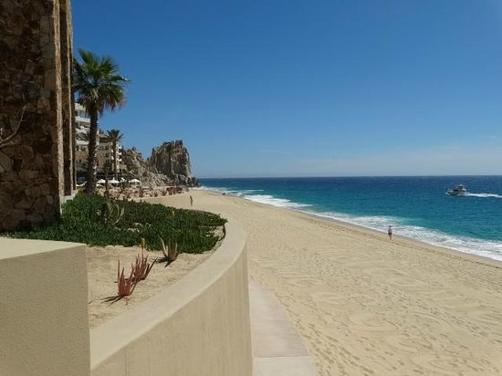 Grand Solmar Land's End Resort & Spa: Privacy on the beach