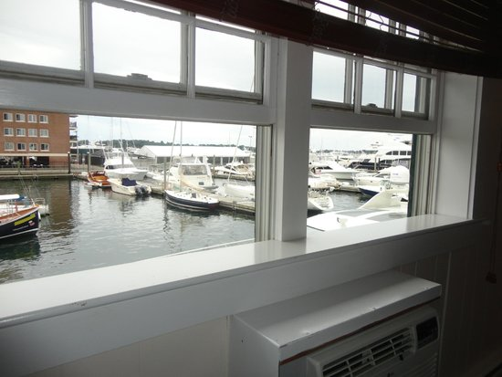 Bannister's Wharf Guest Rooms: view2
