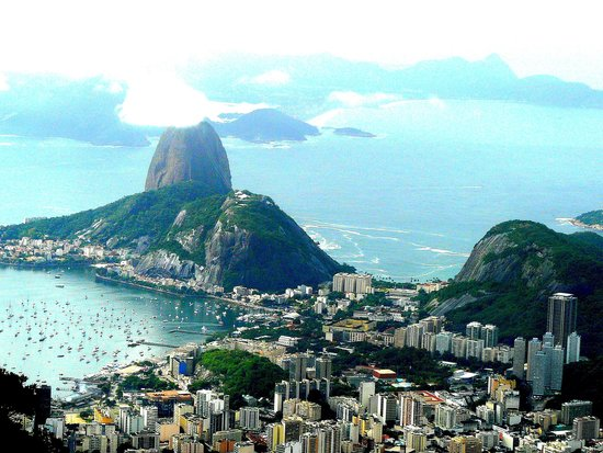 Rio On the Map