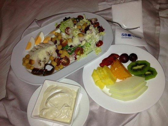 Hotel SB BCN Events: kvälls snacks