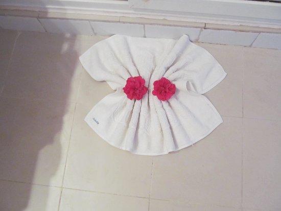 baddeko hotel club tropicana spa kreative bad deko turkis