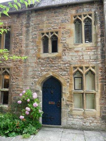 Vicar's Close : dettaglio