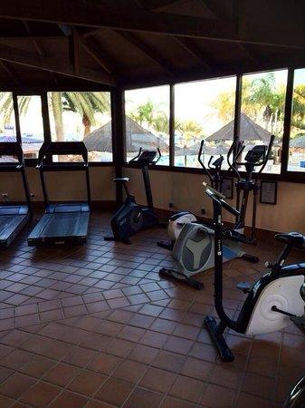 Melia Tamarindos: Fitness
