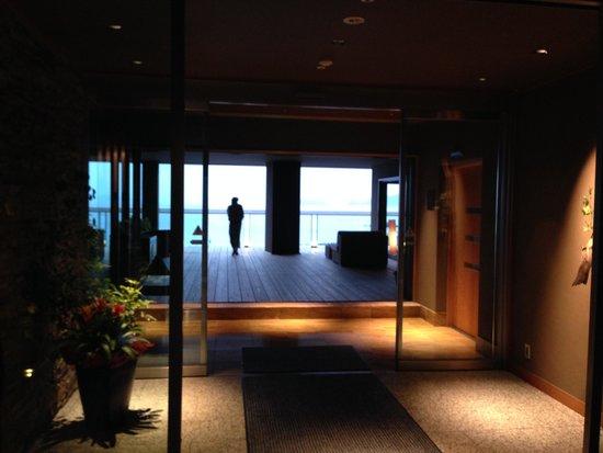 Nagisa no Sho Hanagoyomi: Wonderful open air terrace