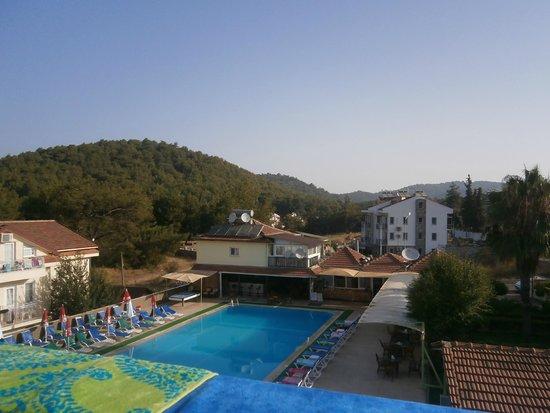 Carmina Hotel: view