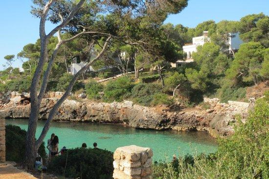 Hotel Marina Skorpios : den smukke bugt