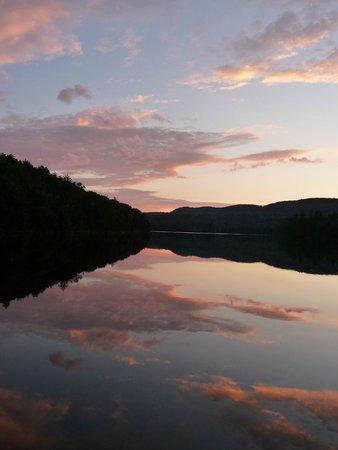 Adirondack Park: Evening paddle