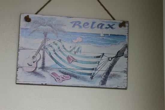 Drake's Island Resort : Hanging in Cottage #10