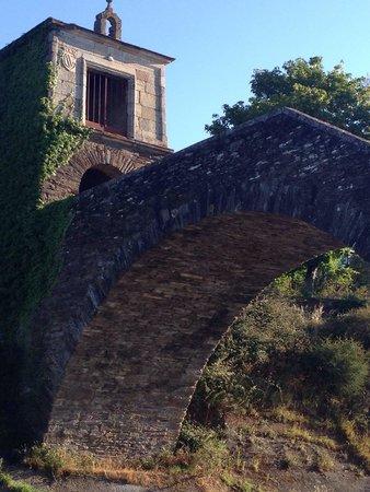 BENAXO - Casa de Turismo Rural: Portomarin, il cammino di Santiago